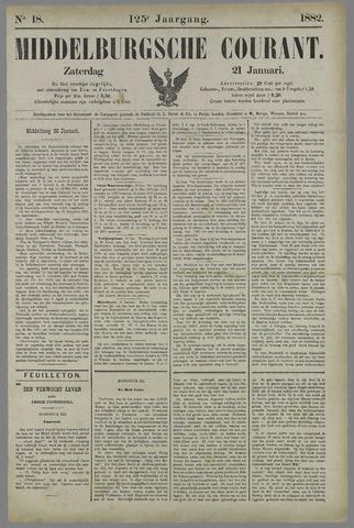 Middelburgsche Courant 1882-01-21