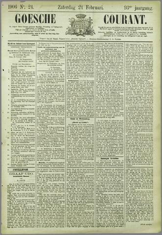 Goessche Courant 1906-02-24