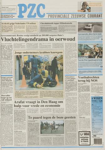 Provinciale Zeeuwse Courant 1997-02-03