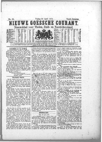 Nieuwe Goessche Courant 1875-04-30