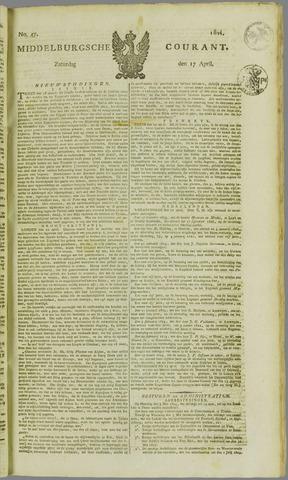 Middelburgsche Courant 1824-04-17