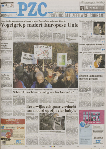 Provinciale Zeeuwse Courant 2006-01-09