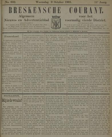 Breskensche Courant 1901-10-09