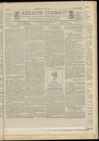 Axelsche Courant 1945-07-11