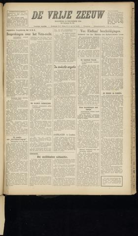 de Vrije Zeeuw 1946-12-16