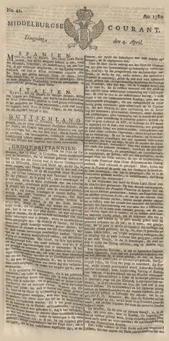 Middelburgsche Courant 1780-04-04