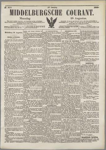 Middelburgsche Courant 1899-08-28