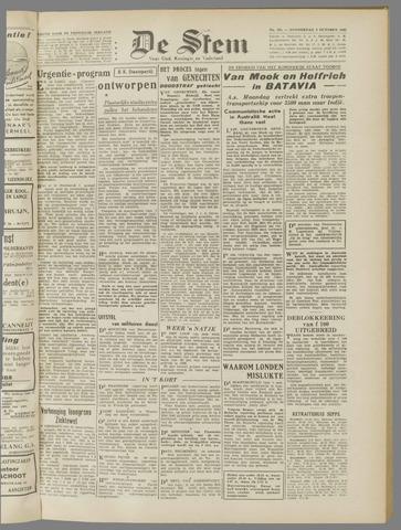de Stem 1945-10-04