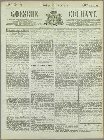 Goessche Courant 1893-02-21