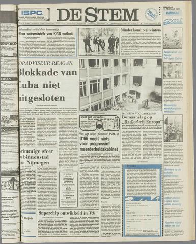 de Stem 1981-02-23