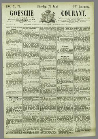 Goessche Courant 1906-06-26