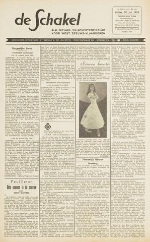 De Schakel 1956-07-20