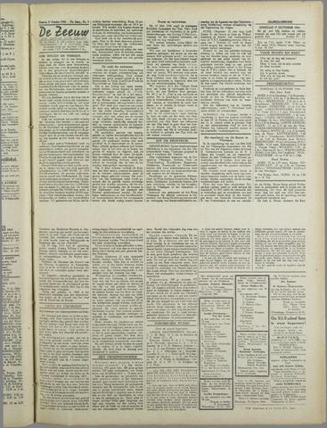 De Zeeuw. Christelijk-historisch nieuwsblad voor Zeeland 1944-10-17