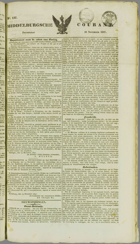 Middelburgsche Courant 1837-11-16