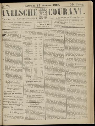 Axelsche Courant 1918-01-12