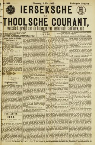 Ierseksche en Thoolsche Courant 1903-05-02