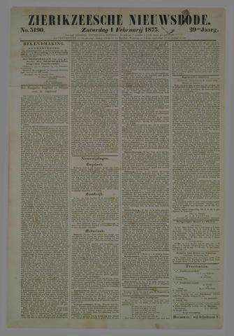 Zierikzeesche Nieuwsbode 1873-02-01