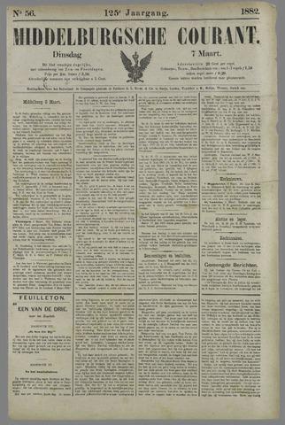 Middelburgsche Courant 1882-03-07