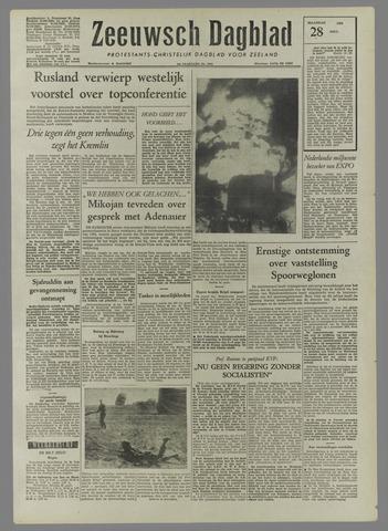 Zeeuwsch Dagblad 1958-04-28