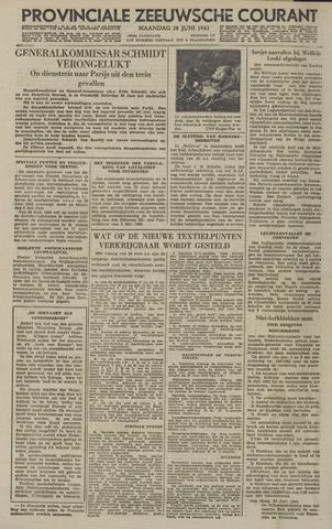 Provinciale Zeeuwse Courant 1943-06-28
