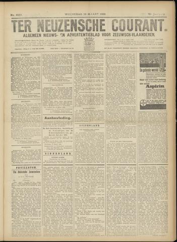 Ter Neuzensche Courant. Algemeen Nieuws- en Advertentieblad voor Zeeuwsch-Vlaanderen / Neuzensche Courant ... (idem) / (Algemeen) nieuws en advertentieblad voor Zeeuwsch-Vlaanderen 1930-03-19