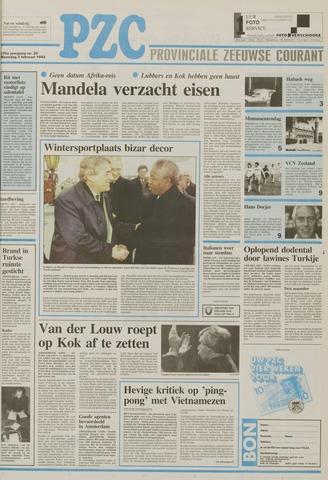Provinciale Zeeuwse Courant 1992-02-03