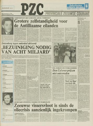 Provinciale Zeeuwse Courant 1977-08-12