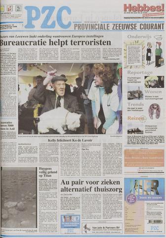 Provinciale Zeeuwse Courant 2005-01-15
