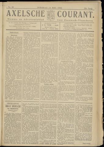 Axelsche Courant 1935-05-14