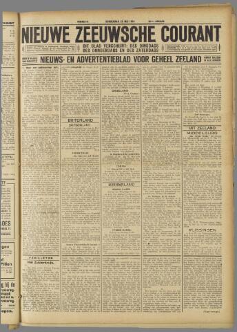 Nieuwe Zeeuwsche Courant 1924-05-22