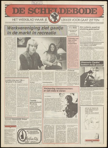Scheldebode 1983-11-09