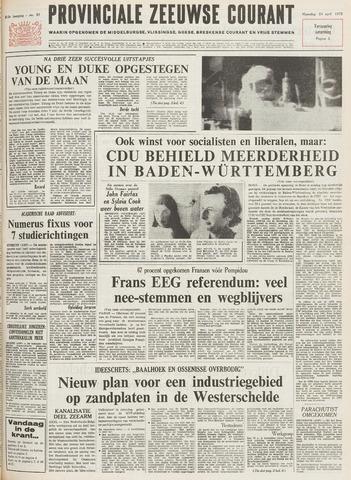 Provinciale Zeeuwse Courant 1972-04-24