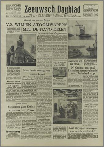 Zeeuwsch Dagblad 1957-11-13