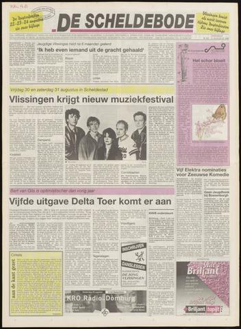 Scheldebode 1996-08-15