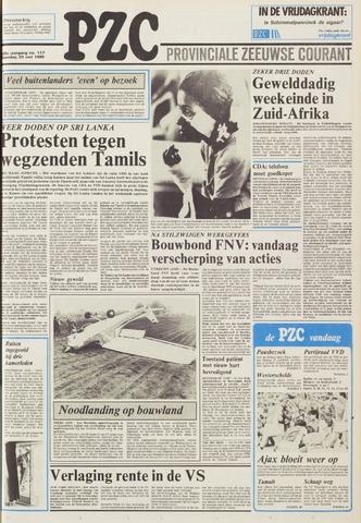 Provinciale Zeeuwse Courant 1985-05-20