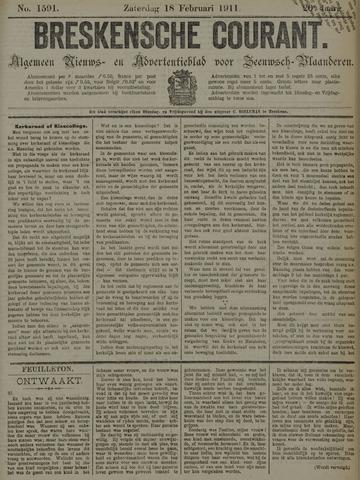 Breskensche Courant 1911-02-18