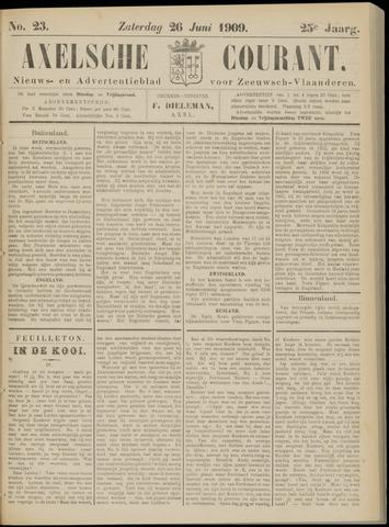 Axelsche Courant 1909-06-26