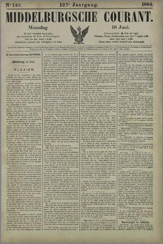Middelburgsche Courant 1884-06-16