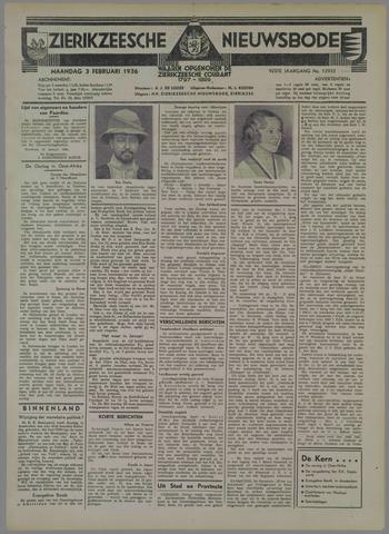 Zierikzeesche Nieuwsbode 1936-02-03