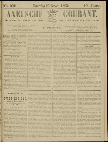 Axelsche Courant 1895-03-23