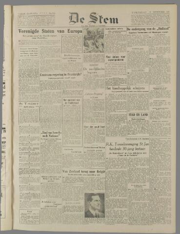 de Stem 1947-11-19