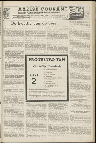 Axelsche Courant 1958-05-24