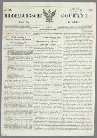 Middelburgsche Courant 1860-10-25