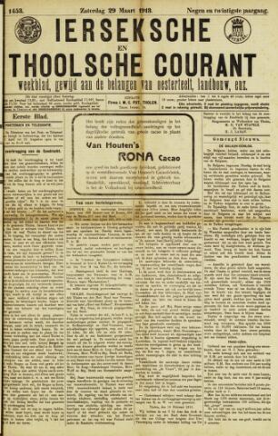 Ierseksche en Thoolsche Courant 1913-03-29