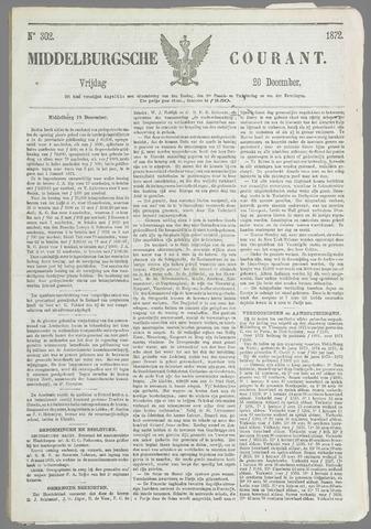 Middelburgsche Courant 1872-12-20