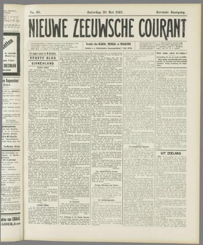 Nieuwe Zeeuwsche Courant 1911-05-20