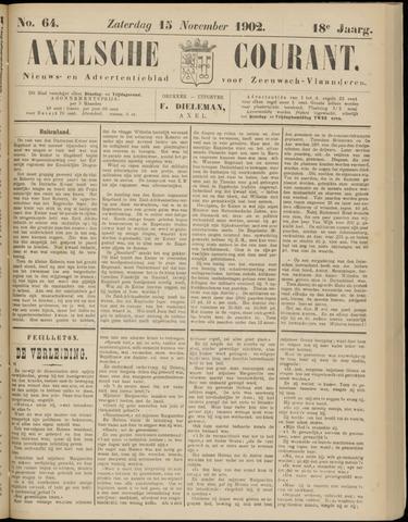 Axelsche Courant 1902-11-15