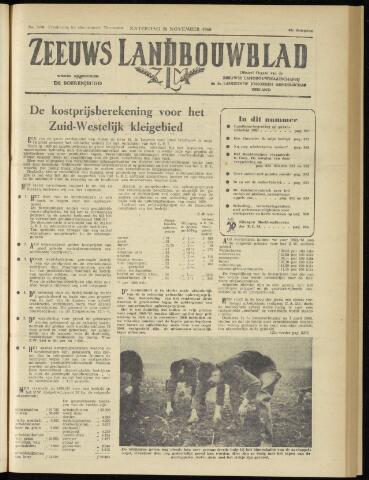 Zeeuwsch landbouwblad ... ZLM land- en tuinbouwblad 1960-11-26