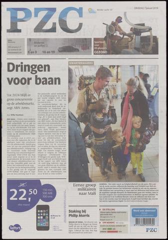 Provinciale Zeeuwse Courant 2014-01-07