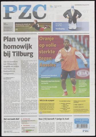 Provinciale Zeeuwse Courant 2014-06-18